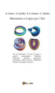 Matematica e Logica per i Test Book Cover