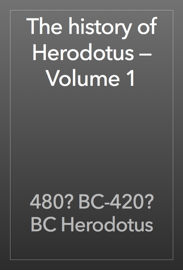 The history of Herodotus — Volume 1 book