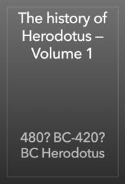 The history of Herodotus — Volume 1