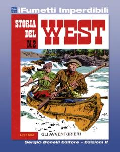 Storia del West n. 2 (iFumetti Imperdibili) Book Cover