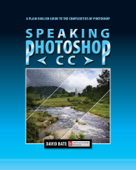 Speaking Photoshop CC Book Cover