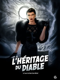 LHéRITAGE DU DIABLE - TOME 2 - LE SECRET DU MONT SAINT-MICHEL