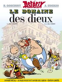 ASTéRIX - LE DOMAINE DES DIEUX - EDITION LIMITéE