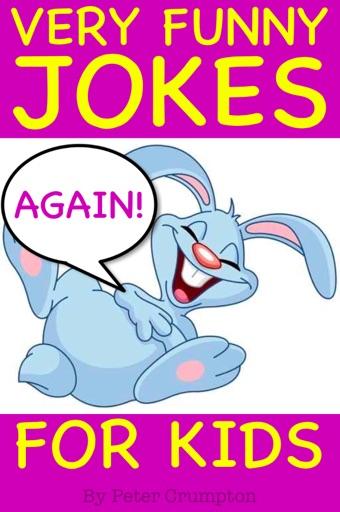 Very Funny Jokes for Kids Again - Peter Crumpton