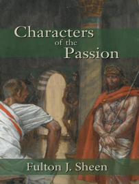 Characters of the Passion book