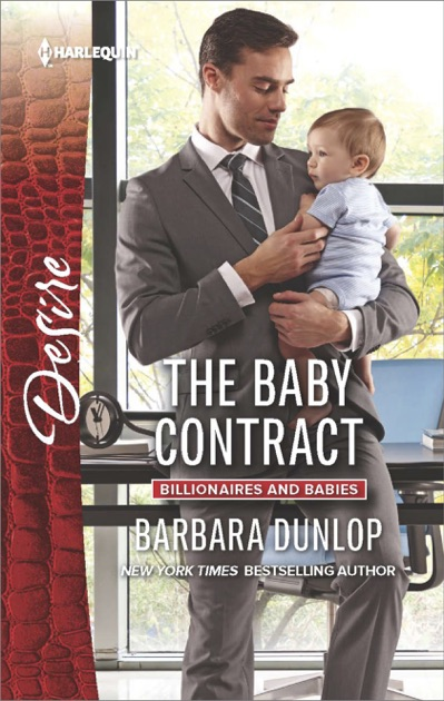 The Baby Contract By Barbara Dunlop On Apple Books