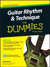 Guitar Rhythm And Technique For Dummies