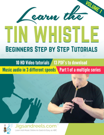Learn the Tin Whistle book