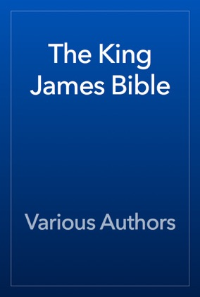 The King James Bible, Complete book cover