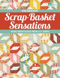 Scrap-Basket Sensations book