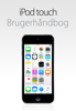 Apple Inc. - Brugerhåndbog til iPod touch til iOS 8.4 artwork