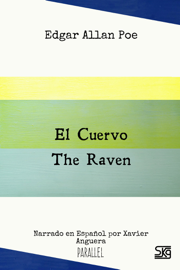 El Cuervo - The Raven (Bilingual With Audio) book