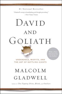 David and Goliath - Malcolm Gladwell book