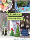 Painting the Seasons with Americana® Multi-Surface™ Acrylics from DecoArt