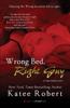 Katee Robert - Wrong Bed, Right Guy artwork
