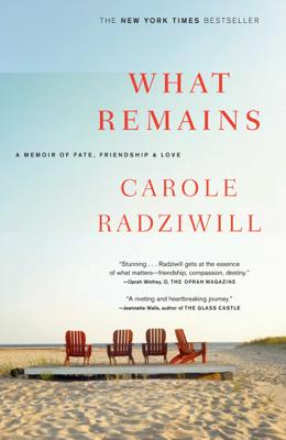 What Remains - Carole Radziwill book
