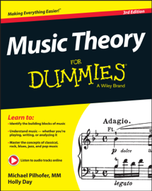 Music Theory For Dummies book