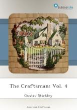 The Craftsman: Vol. 4
