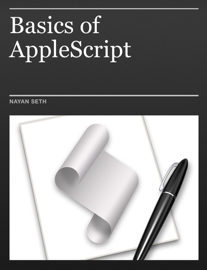 Basics of AppleScript book