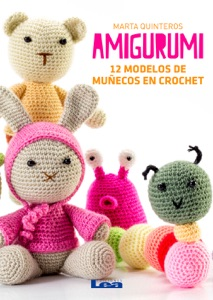 Amigurumi Book Cover