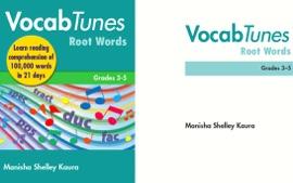 Vocab Tunes Root Words