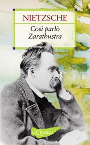 Così parlò Zarathustra Libro Cover