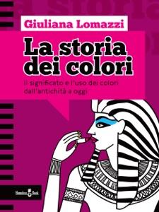 LA STORIA DEI COLORI. Book Cover