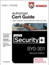 CompTIA Security SY0-301 Authorized Cert Guide Deluxe Edition 2e