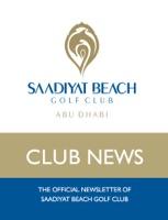 The Official Newsletter of Saadiyat Beach Golf Club