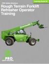 Rough Terrain Forklift Refresher Operator Training