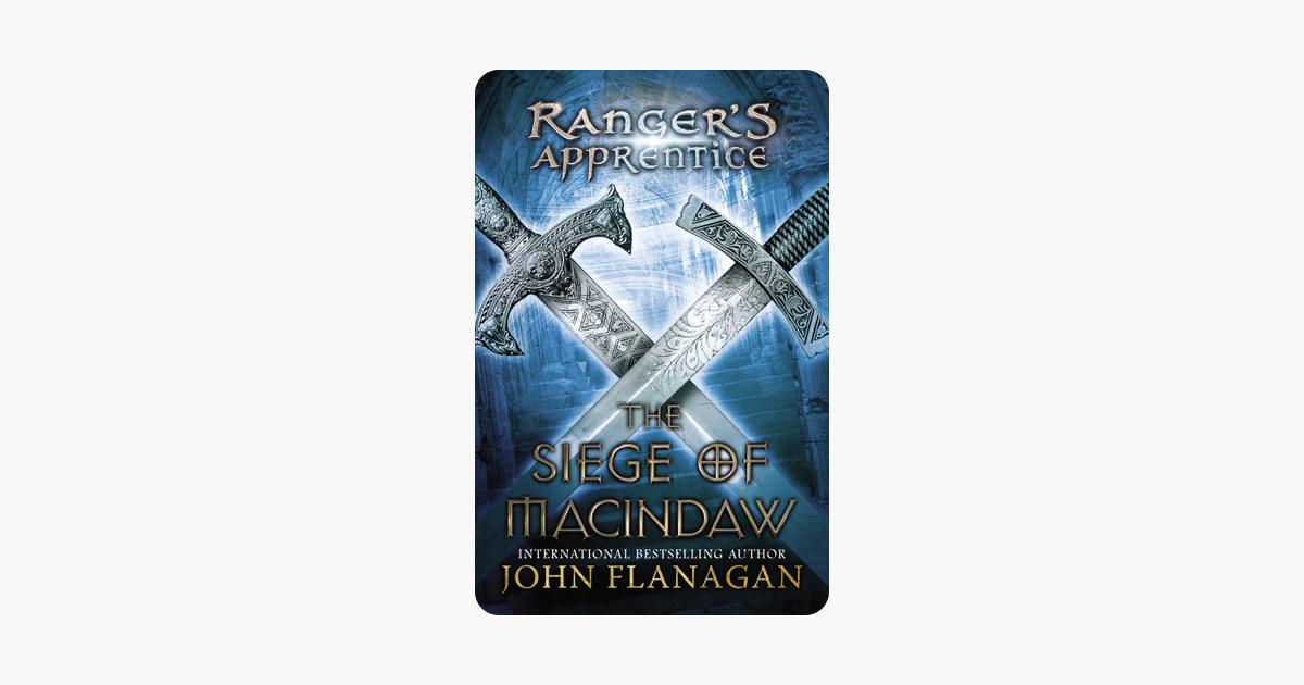The Siege of Macindaw - John Flanagan