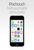 Apple Inc. - Az iPod touch felhasznГЎlГіi ГєtmutatГіja iOS 8.4 rendszerhez artwork