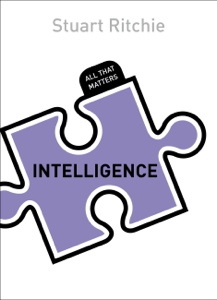 Intelligence: All That Matters Libro Cover