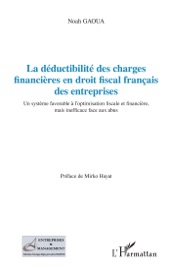 La D Ductibilit Des Charges Financi Res En Droit Fiscal Fran Ais Des Entreprises