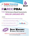 PARCC Performance Based Assessment PBA Practice - Grade 6 English Language Arts