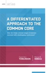 A Differentiated Approach To The Common Core