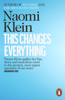 Naomi Klein - This Changes Everything artwork
