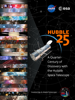 HubbleSite.org & WebbTelescope.org - A Quarter-Century of Discovery with the Hubble Space Telescope artwork