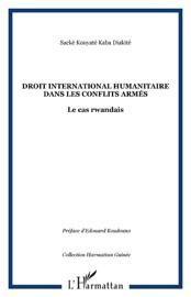 Droit International Humanitaire Dans Les Conflits Arm S