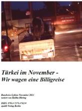 Türkei Im November - Wir Wagen Eine Billigreise
