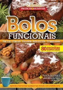 Receitas Práticas e Saudáveis - Bolos Funcionais Book Cover