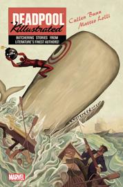 Deadpool Killustrated book