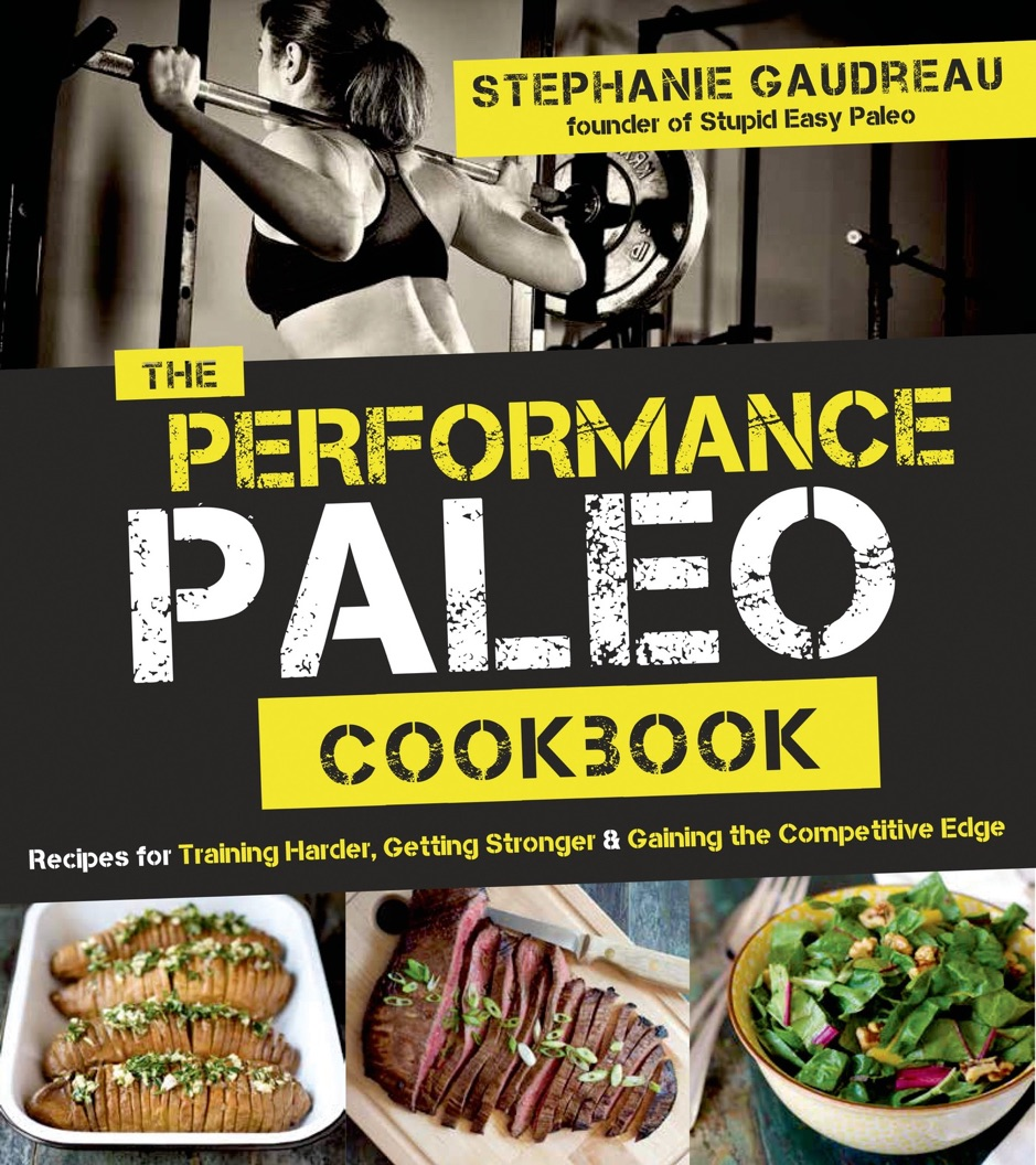 ‎The Performance Paleo Cookbook