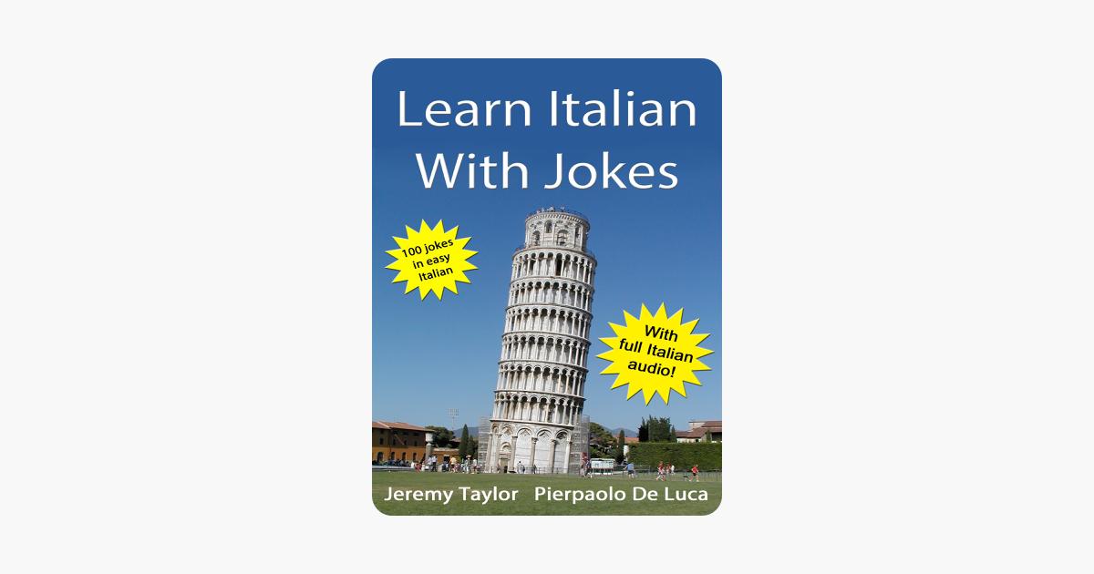 Learn Italian with Jokes