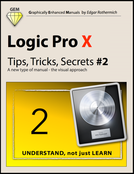 Logic Pro X - Tips, Tricks, Secrets #2