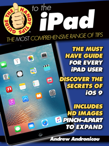 The Handy Tips Guide to the iPad ebook