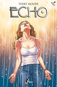 Echo Libro Cover