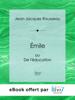 Jean-Jacques Rousseau - Emile illustration