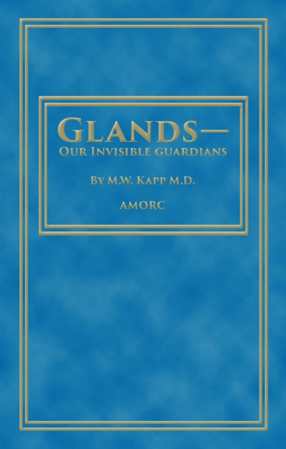 Glandsour Invisible Guardians By Mw Kapp On Apple Books
