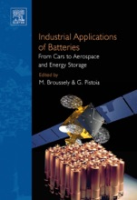 Industrial Applications Of Batteries (Enhanced Edition)